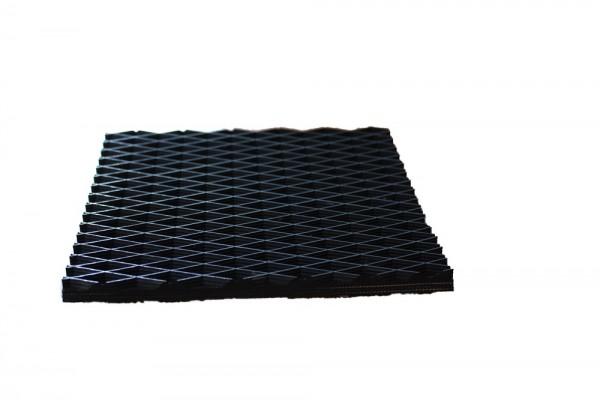 Riemen / Gurt Rundballenpresse Rhomben Struktur, 178 mm