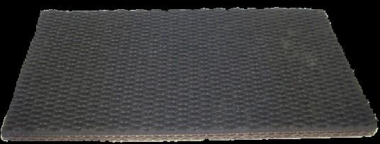 Riemen / Gurt Rundballenpresse Feingrip Struktur, 300 mm